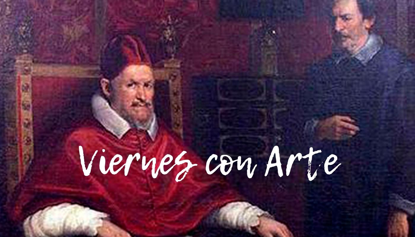 El retrato del papa Inocencio X