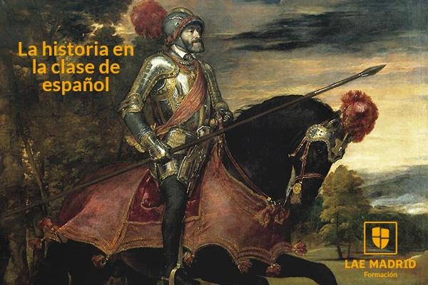 Carlos V. Clase de Historia: Carlos V