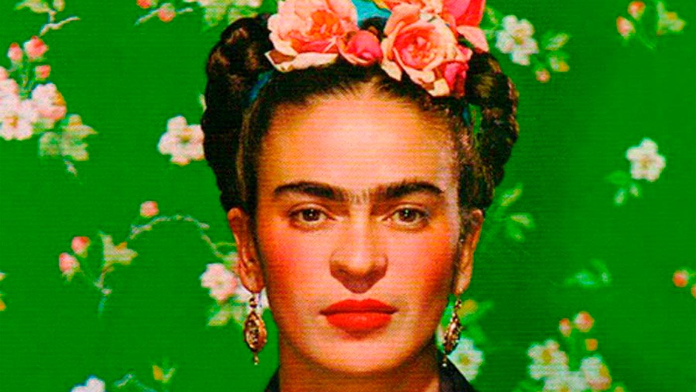 Viernes con mucho arte: Frida Kahlo