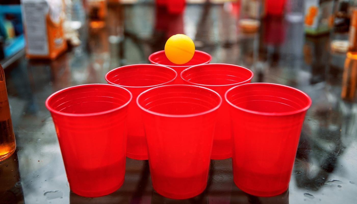 Beer pong. Actividad de ELE
