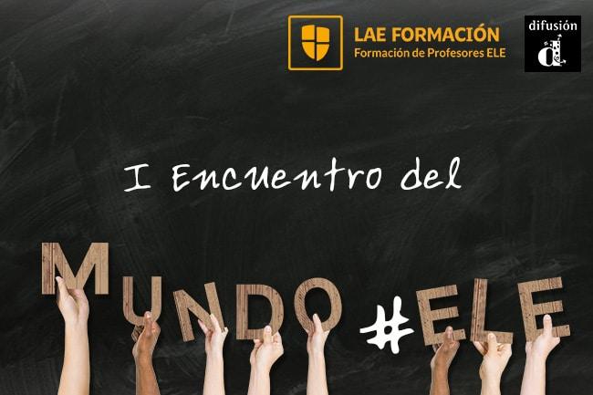 I Encuentro del Mundo #ELE. linkedin_profesor_2016