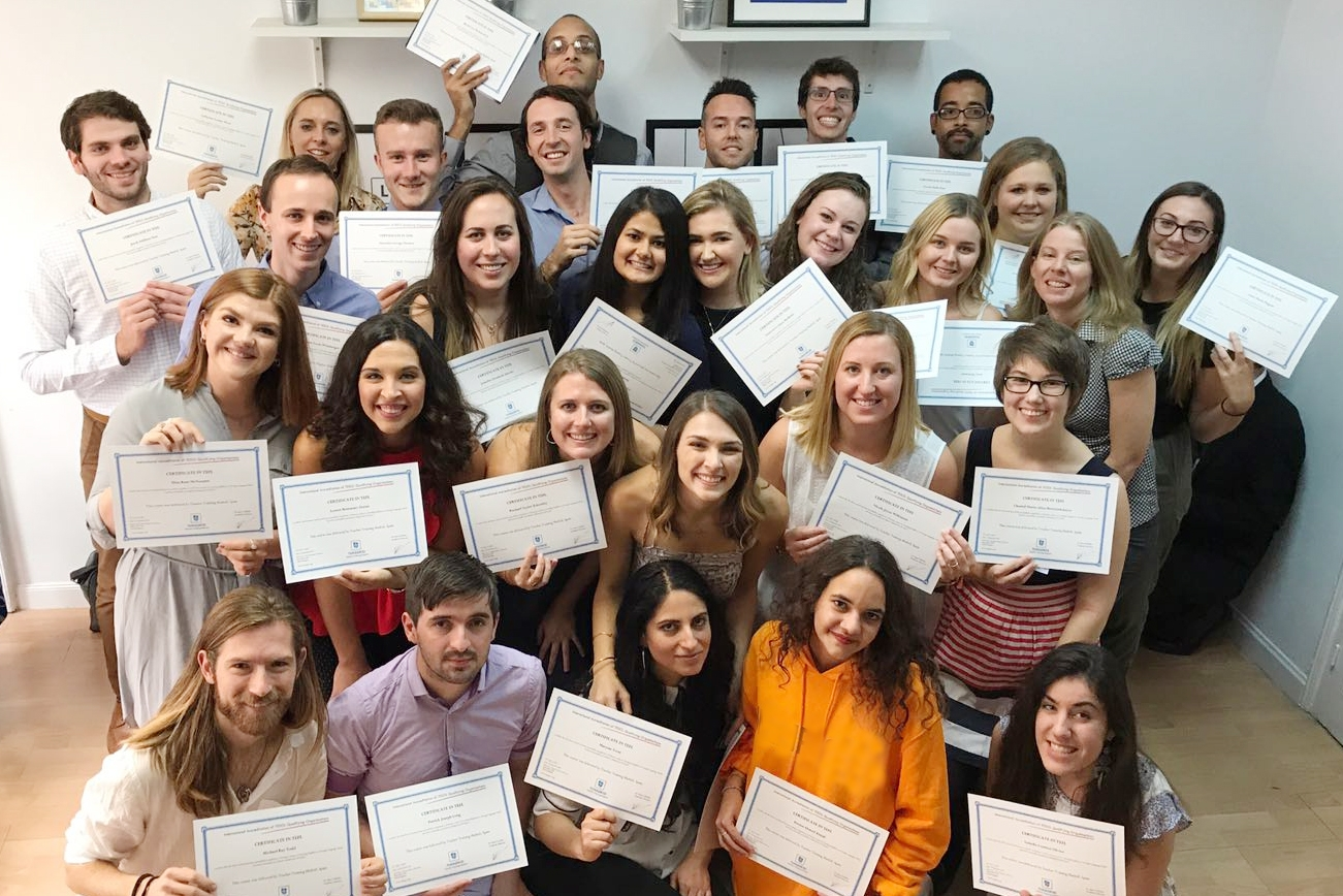 TEFL Certificates - TEFL without a degree in Europe